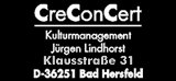 CreConCert-Kulturmanagement